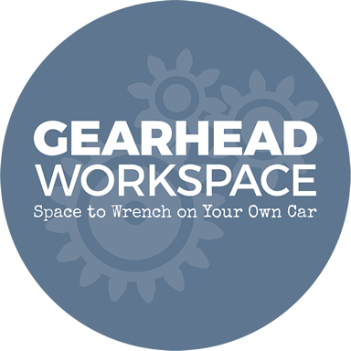 Gearhead Workspace - Space to wrench on your own car