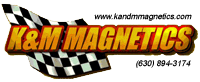 K and M Magnetics